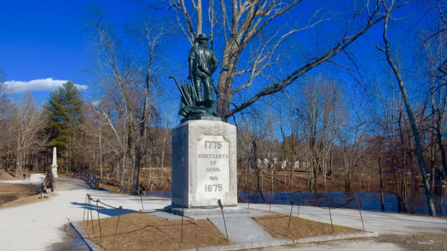 Concord MA: Of Walden Pond, Little Women, and The Shot Heard Around the World