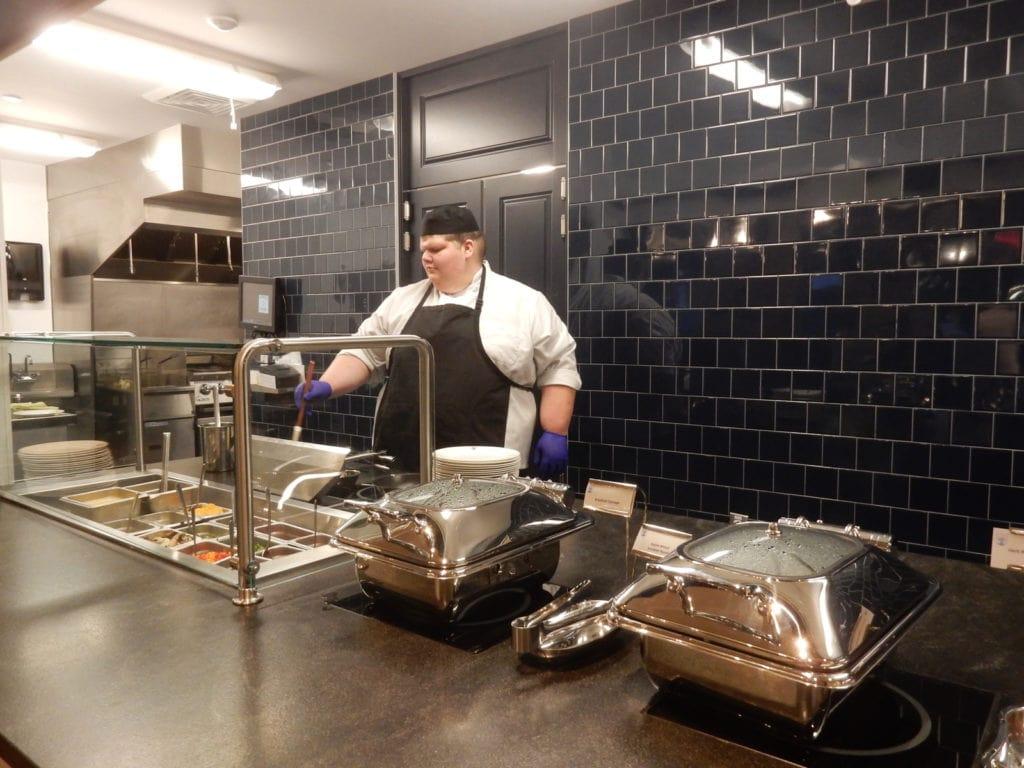 Omelet Station Groton Inn MA
