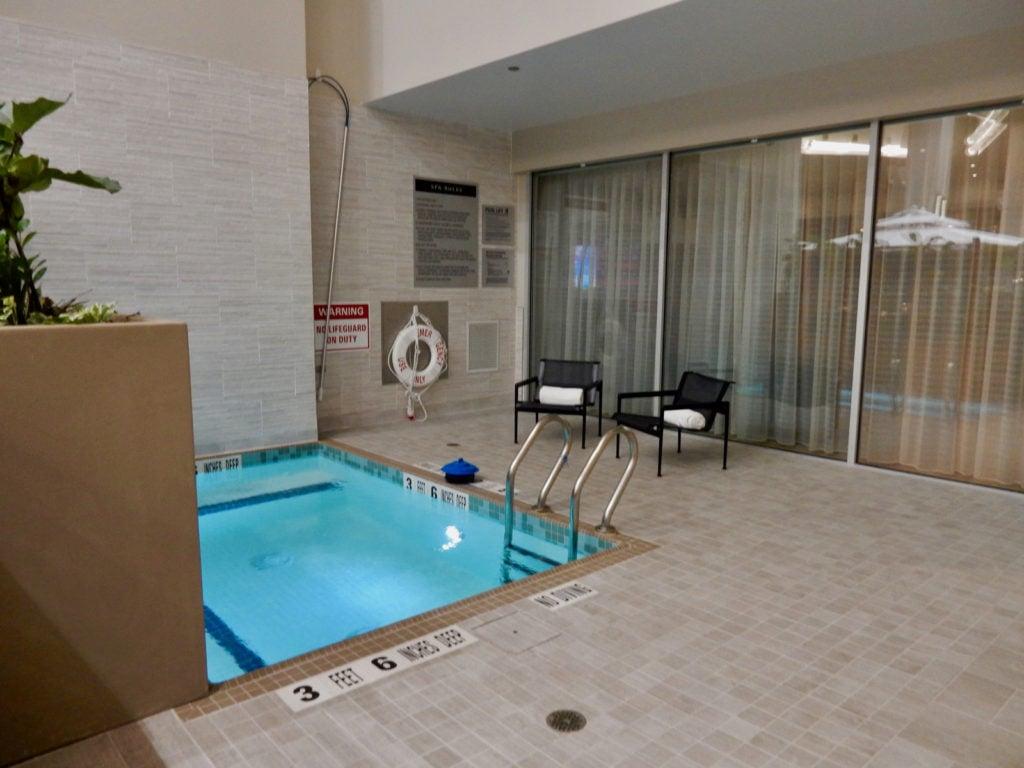 Private Plunge Pool Resorts World Catskills NY