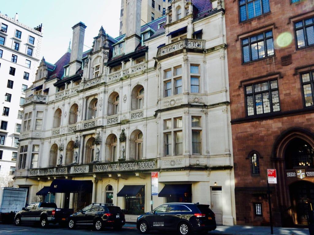 Ralph Laurens Mens Madison Ave NY NY
