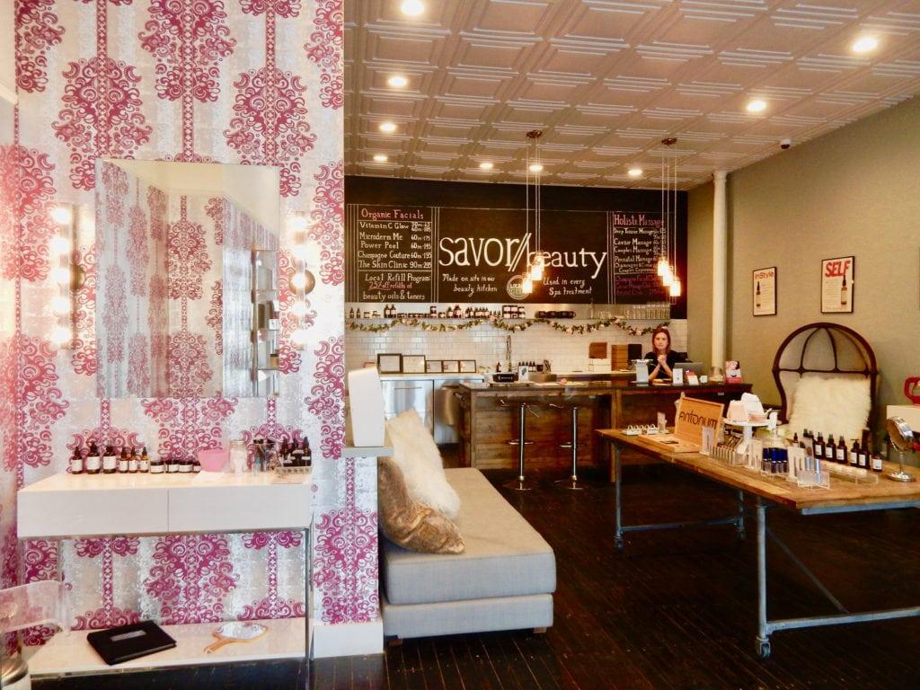 Interior Savor Beauty Saugerties NY