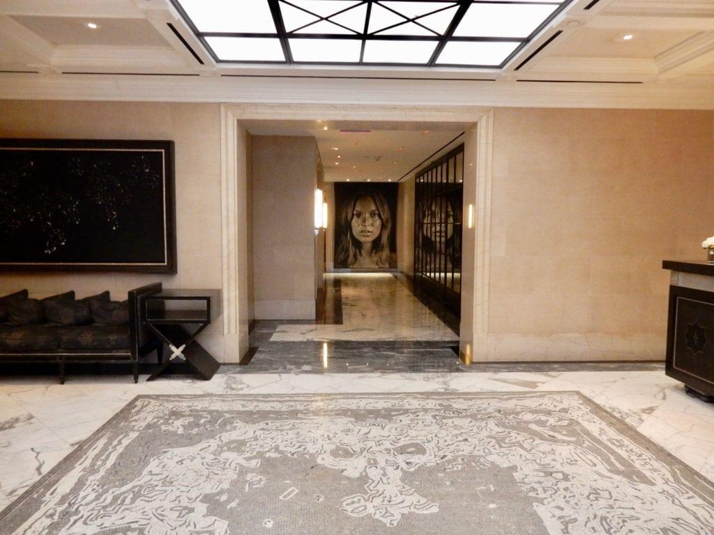 The Surrey Hotel Interior NY NY