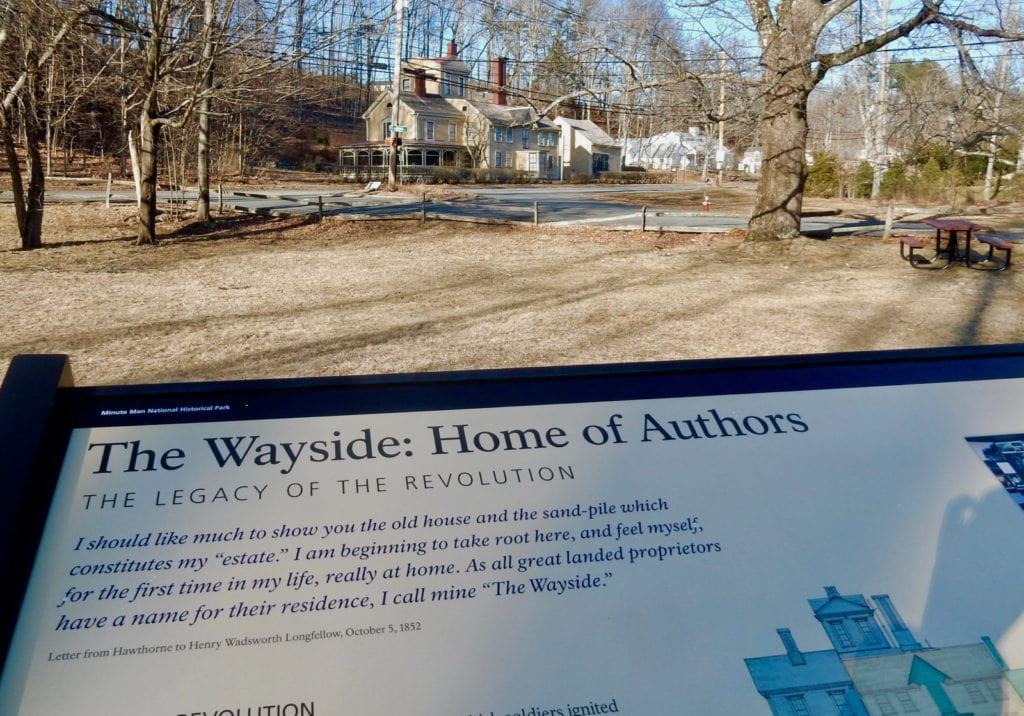 The Wayside Concord MA