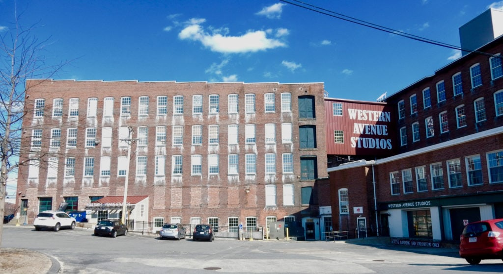 Western Avenue Studios Lowell MA