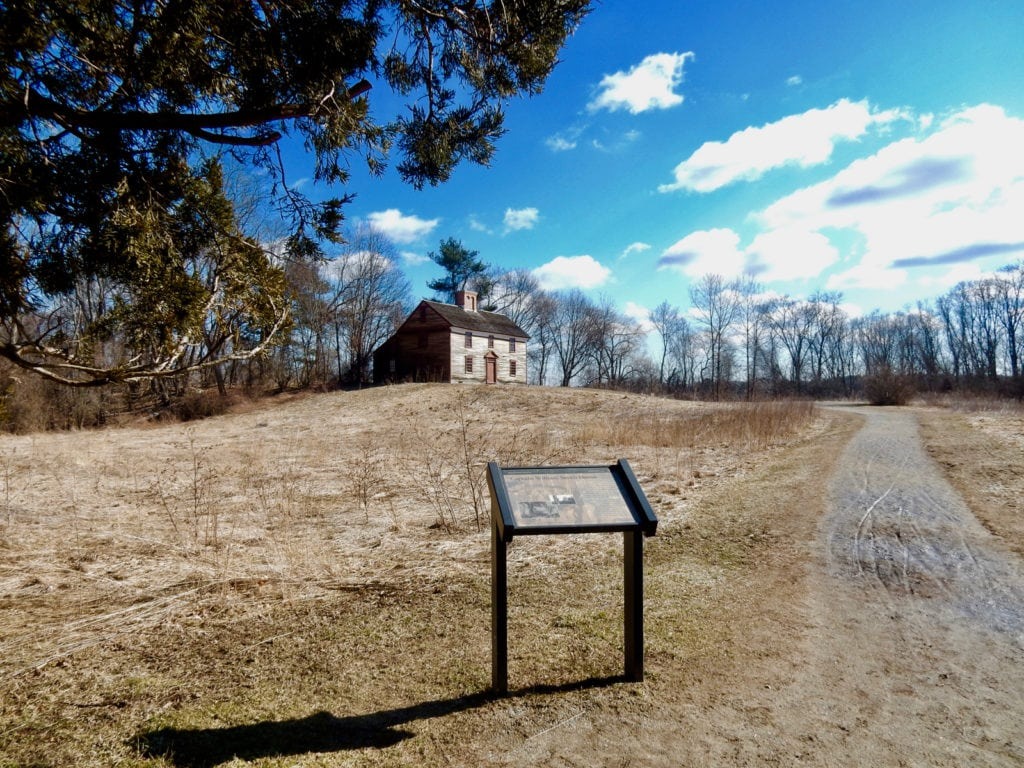 Witness House Battle Road Concord MA