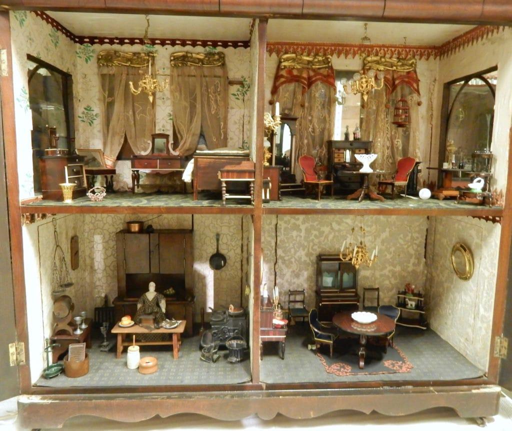 Dollhouse Kemerer Museum Bethlehem PA