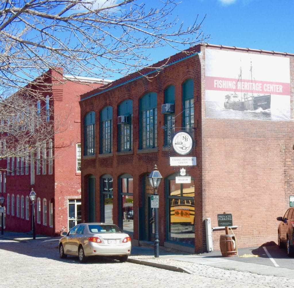 Fishing Heritage Center New Bedford MA