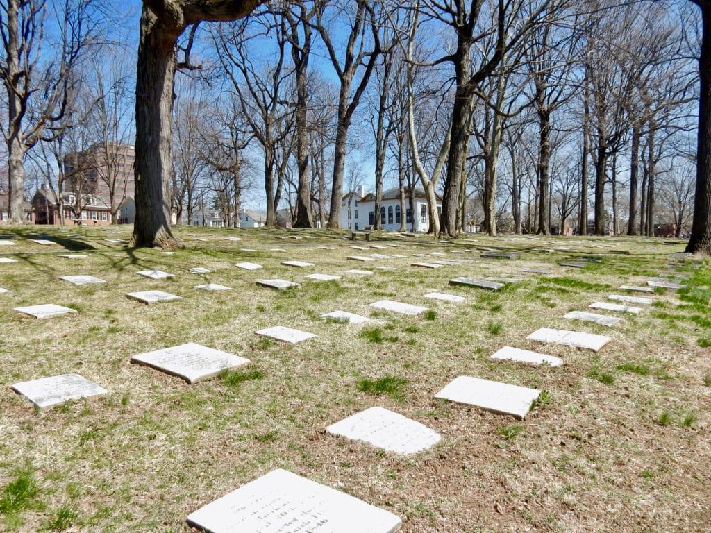 Gods Acre Cemetery Bethlehem PA