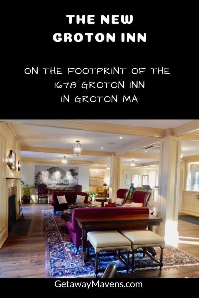 Groton Inn MAPin