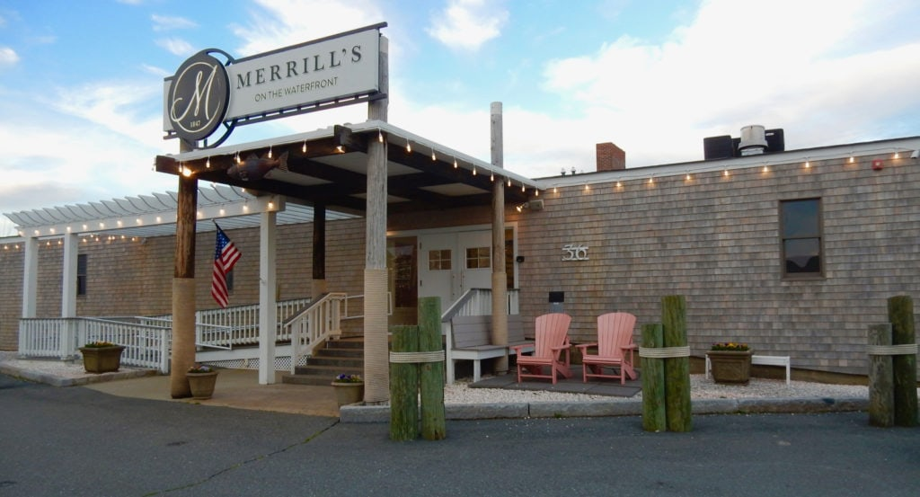 Merrills on the Waterfront New Bedford MA