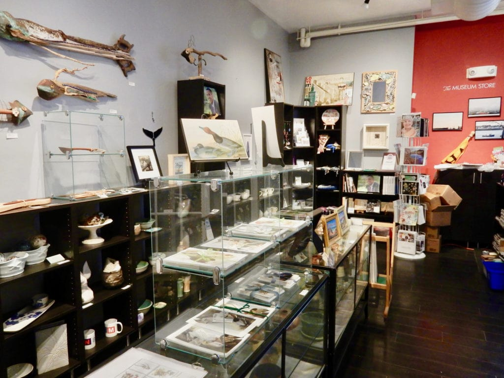 New Bedford Art Museum Gift Shop MA