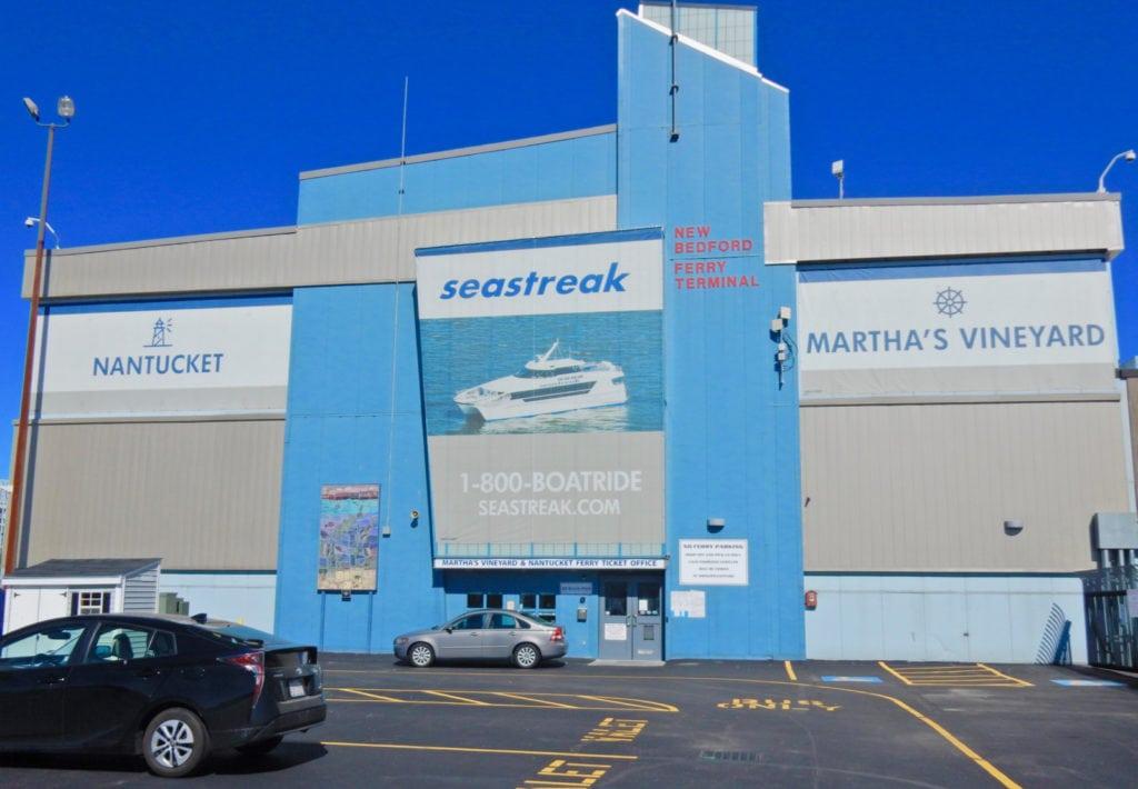 New Bedford MA Ferry Terminal