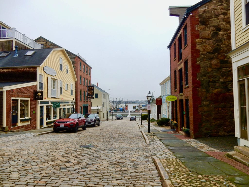 New Bedford MA Historic District