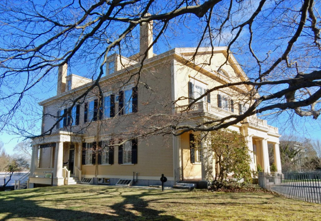 Rotch-Jones-Duff House New Bedford MA