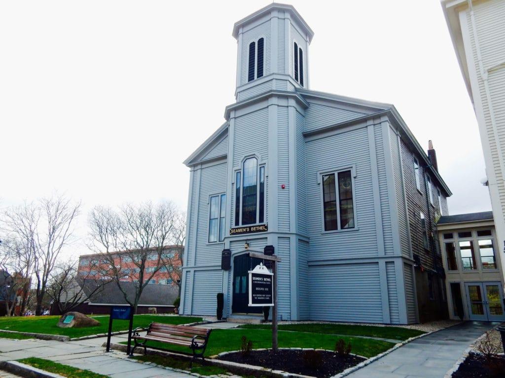 Seamens Bethel New Bedford MA