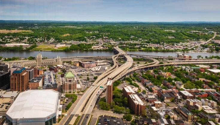 Albany NY: Beavers, Hamilton, and Artful Architecture