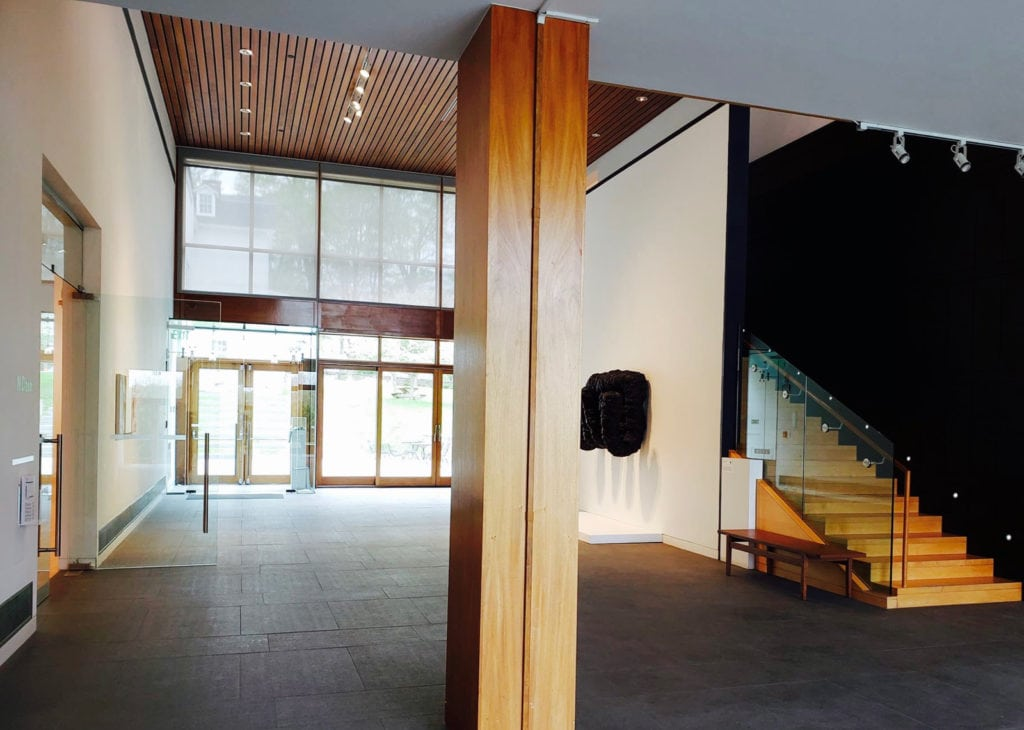 Aldrich Museum Ridgefield CT