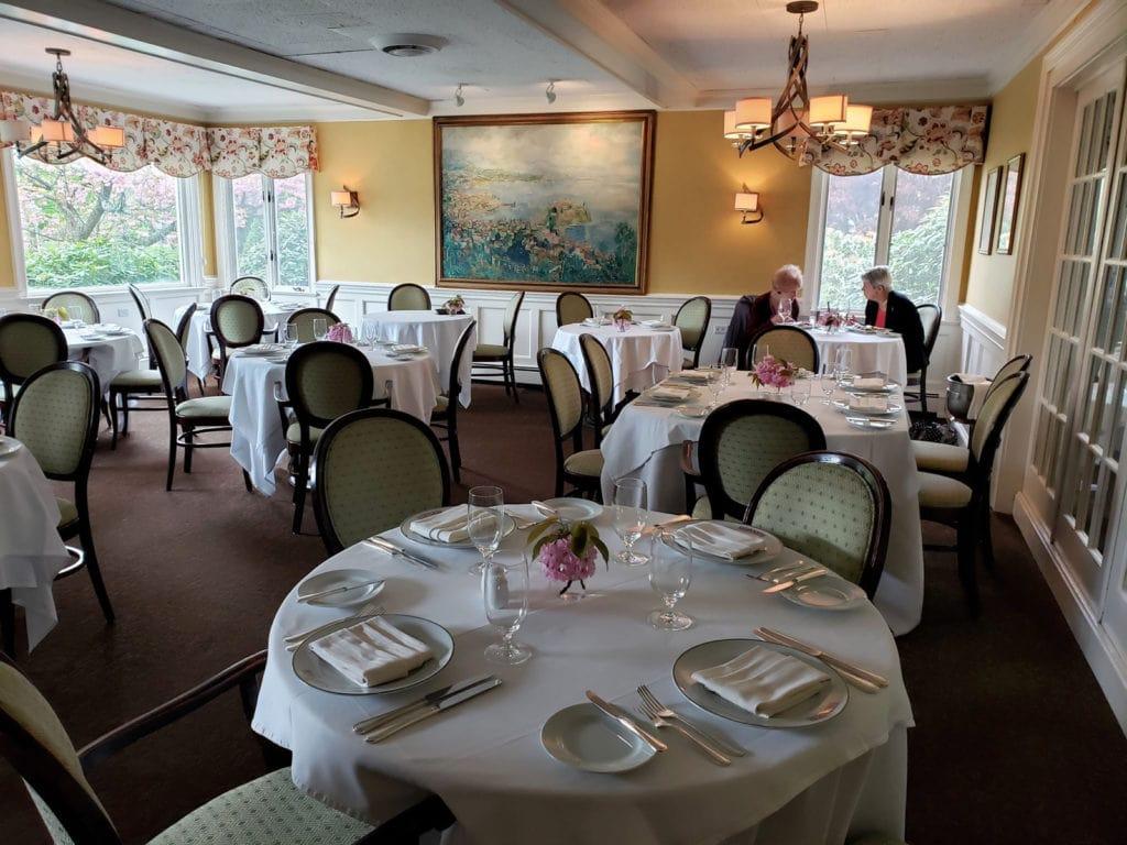 Bernards Restaurant Ridgefield CT