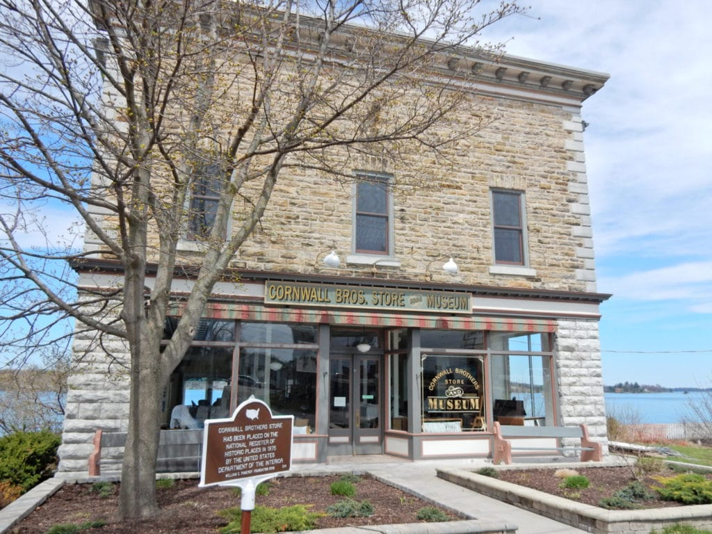 Cornwall Bros. Store and Museum, Alexandria Bay NY