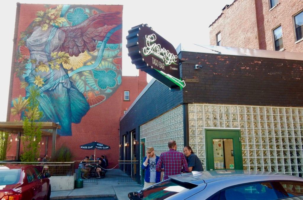 Binghamton NY Mural