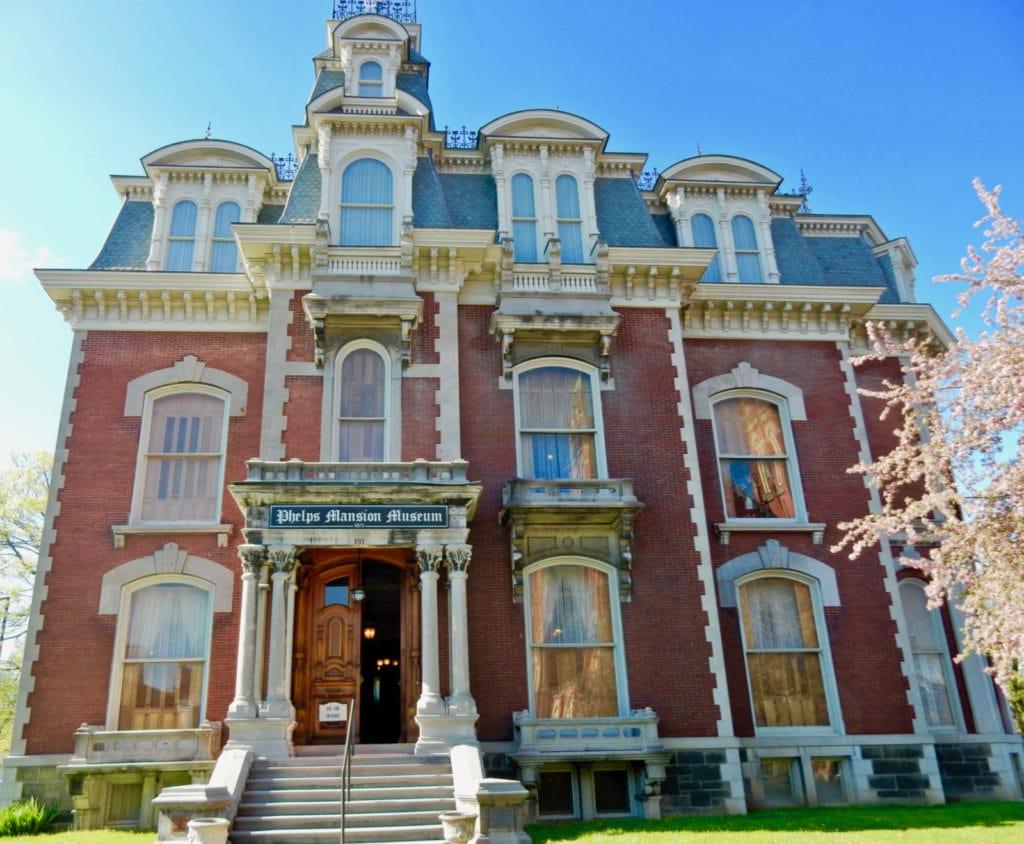 Phelps Mansion Museum Binghamton NY