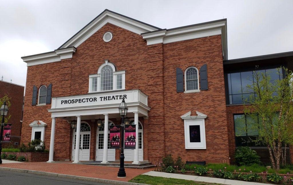 Prospector Movie Theater Ridgefield CT