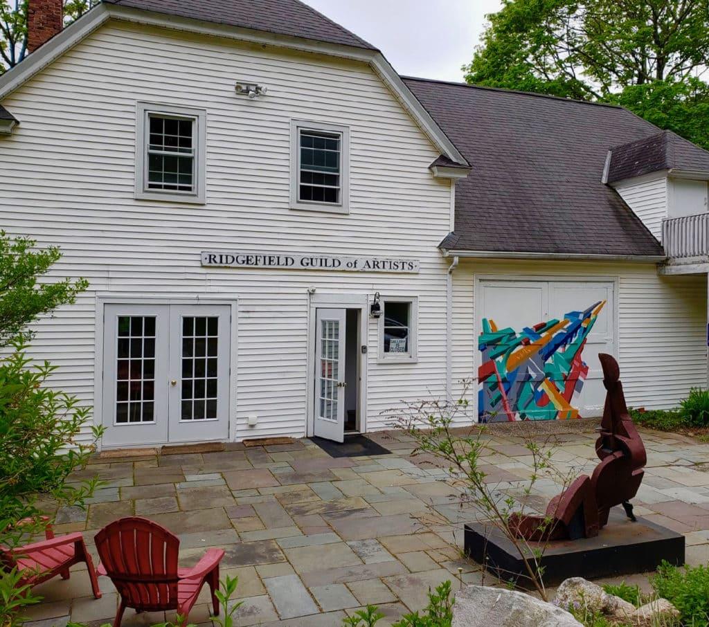 Ridgefield Guild of Artists CT