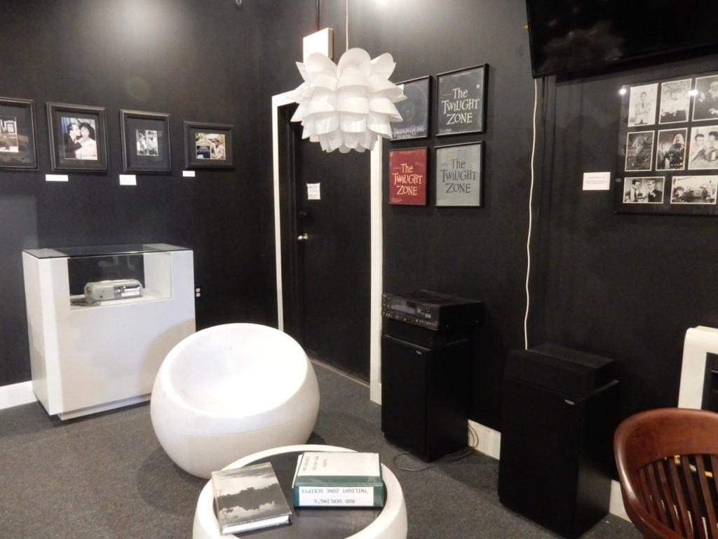 Rod Serling Room Bundy Museum Binghamton NY