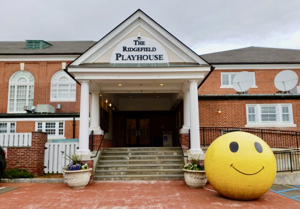 The Ridgefield Playhouse CT