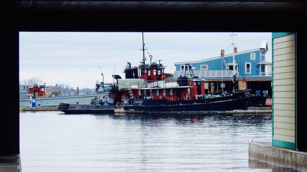 Tugboat Clayton NY