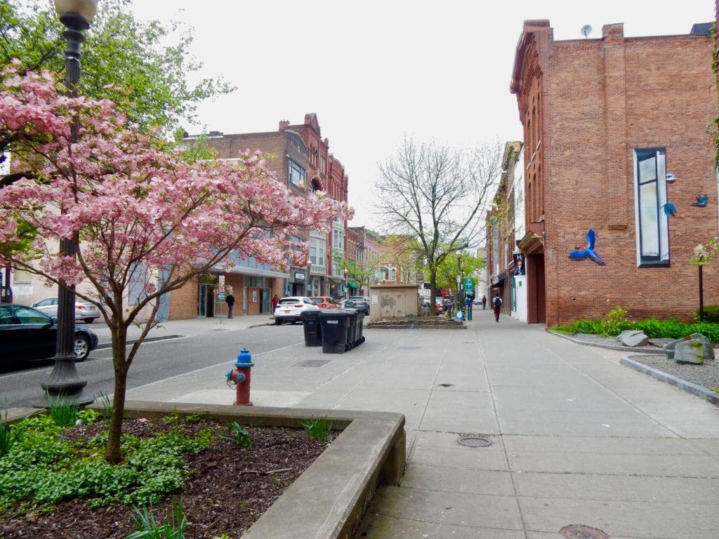 Washington St. Binghamton NY