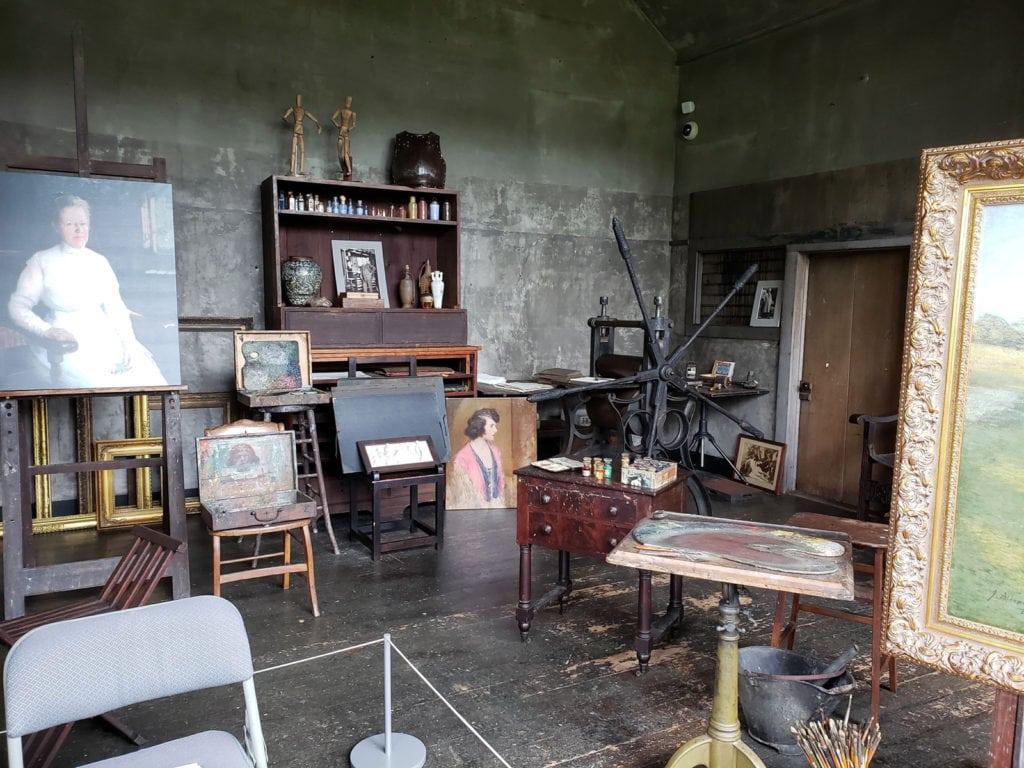 Weir Art Studio Ridgefield CT