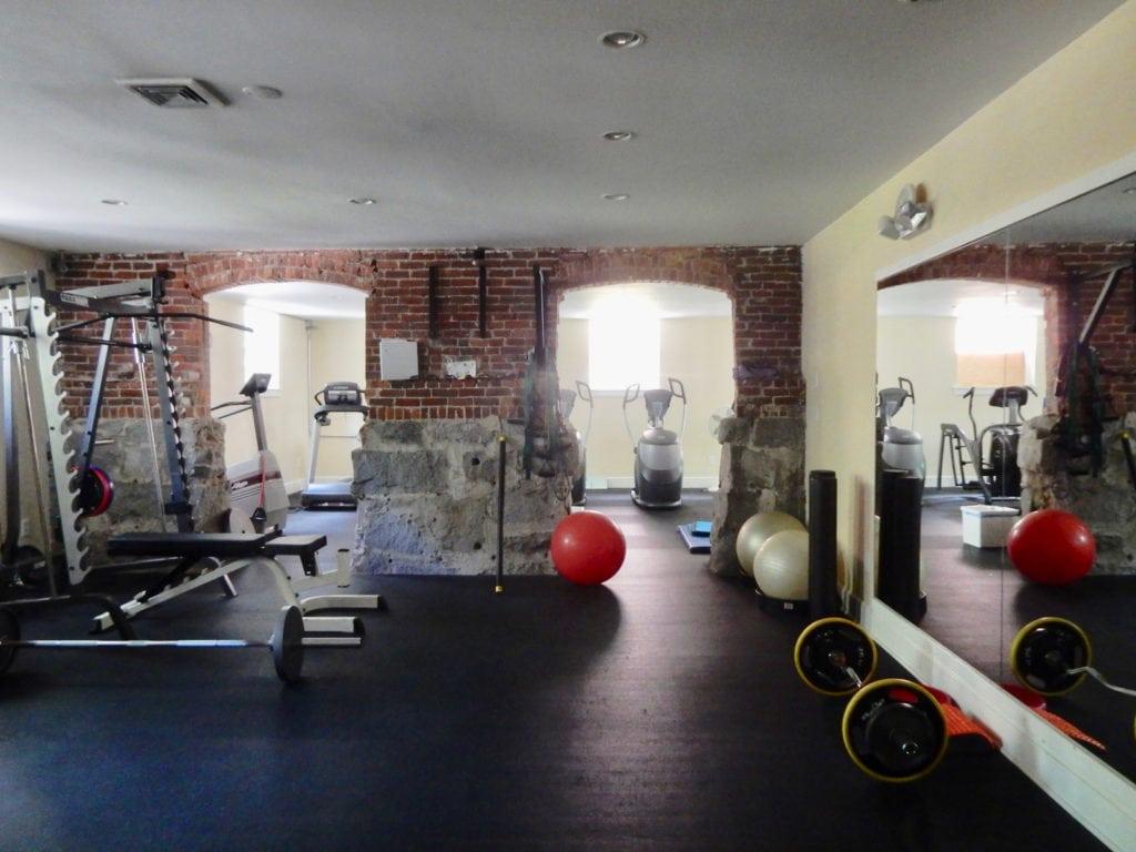 Fitness Center Inn at Diamond Cove ME