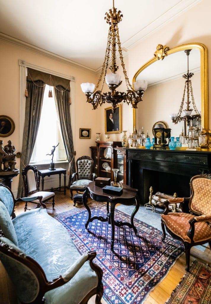 Hart Cluett House Interior