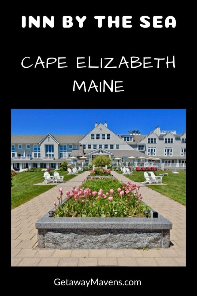 Inn By The Sea Cape Elizabeth Maine Pin