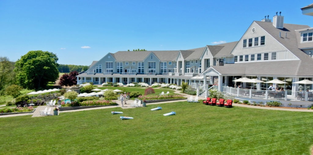 Inn By the Sea Overview Cape Elizabeth ME