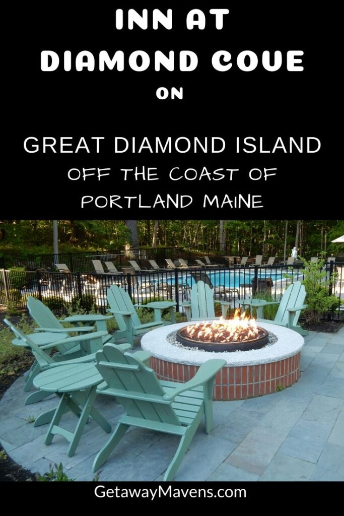 Inn at Diamond Cove ME Pin