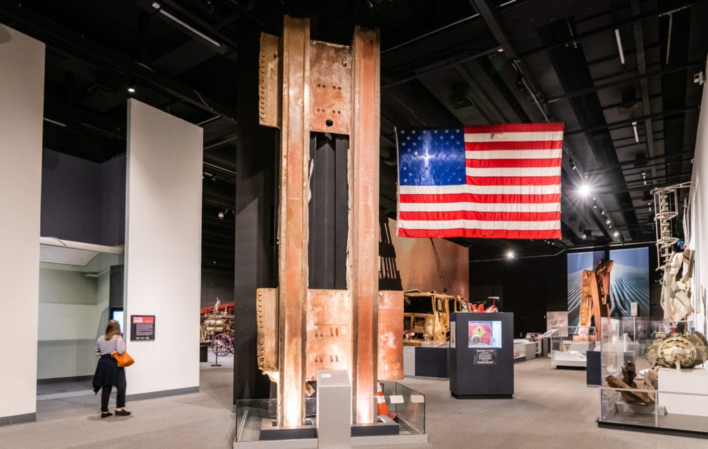 September 11, 2001 Exhibit at New York State Museum