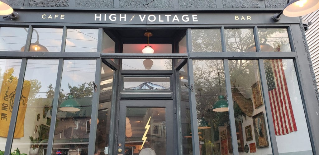 High Voltage Cafe Mountain Dale NY