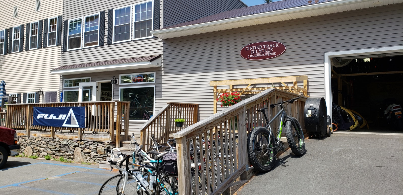 Bike Rental Mountain Dale NY