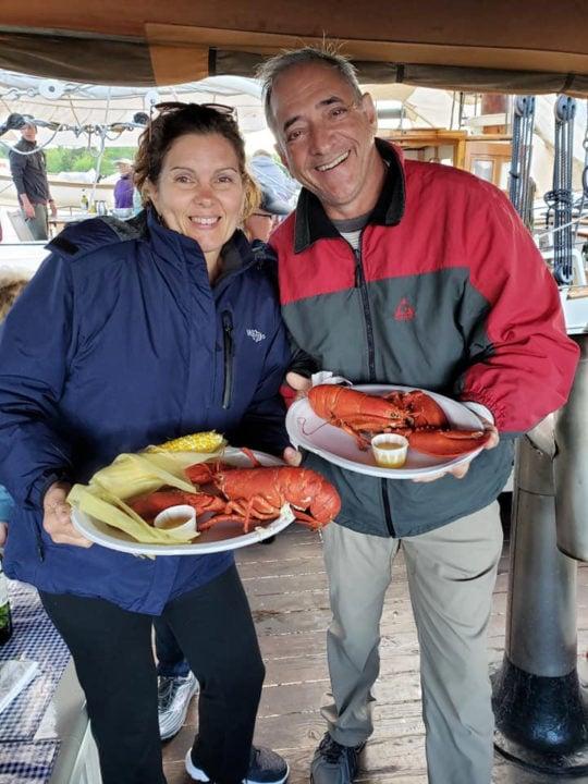 Maine Windjammer Lobster Bake