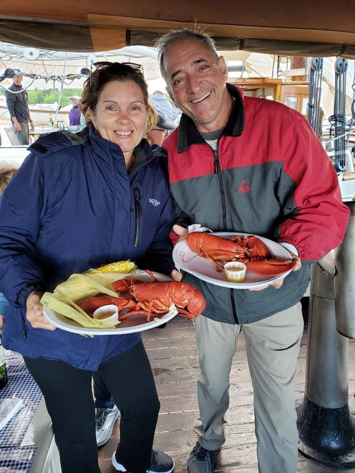 Maine Windjammer Lobster Bake