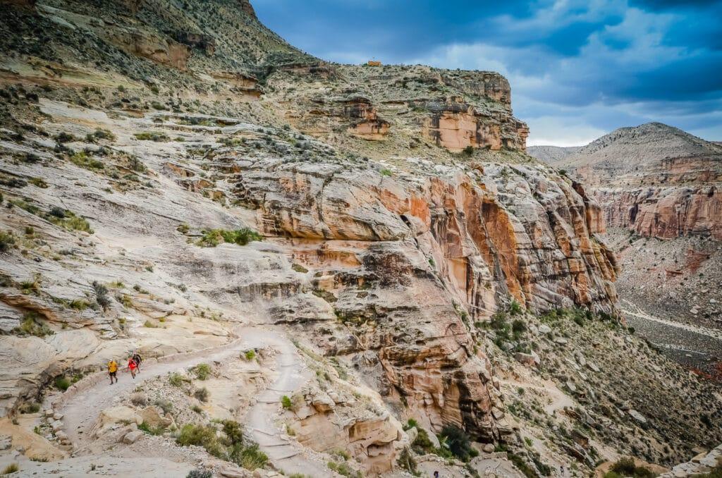 Hiking Havasu Canyon - Grand Canyon West