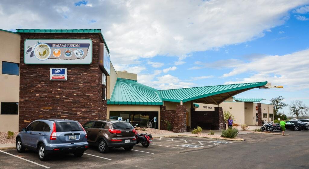 Hualapai Lodge in Peach Springs AZ