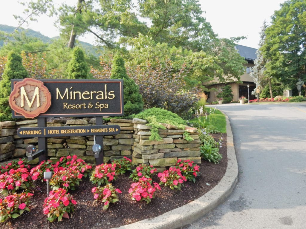 Minerals Resort Vernon NJ