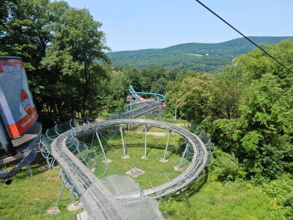 Mountain Creek Coaster Vernon NJ