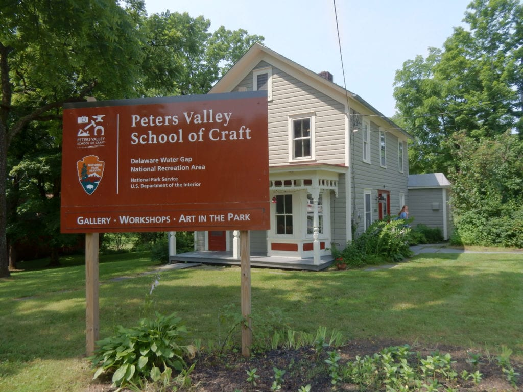 Peters Valley Craft School Delaware Water Gap NJ