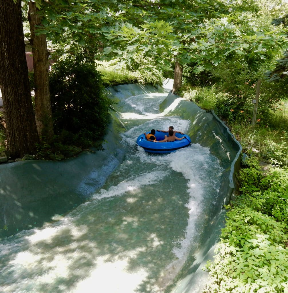 Tubing Mountain Creek Water Park Vernon NJ