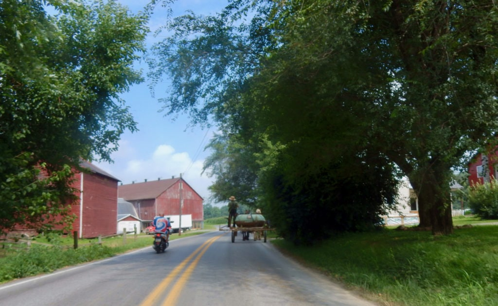 Backroads Lancaster County Strasburg Scooters