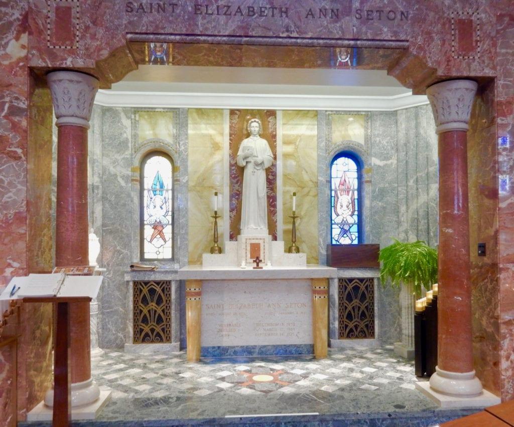 Saint Elizabeth Ann Seton Burial Place Emmitsburg MD